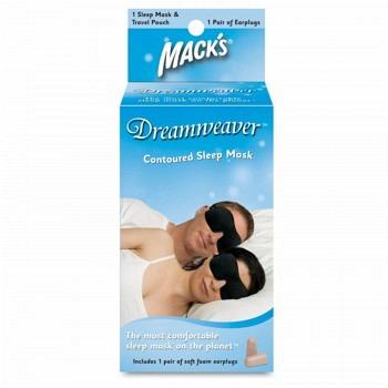 Sissel Mack's Schlafmaske
